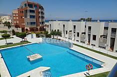 1ª linea playa 3 habitaciones Almería