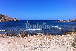 Apartamento para 2-4 personas a 500 m de la playa Olbia-Tempio