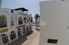 Apartamento para 4-5 personas en 1a línea de playa Almería