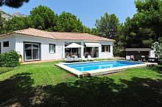 sol & paz, chalet 6,bbq,piscina,aire acondicionado Alicante