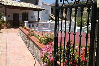 Villa for 7-8 people 5 km from the beach Granada