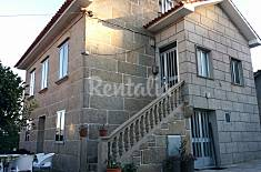 House for rent only 200 meters from the beach Pontevedra
