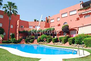 Apartment for rent (2-4 people) 50m from the beach Málaga