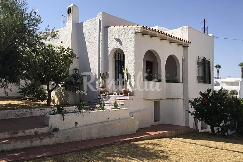 Casa en alquiler a 400 m de la playa moj car almer a costa de almer a - Apartamentos alquiler mojacar ...