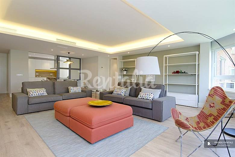 El apartamento mirasierra en madrid madrid madrid for Licencia apartamento turistico madrid
