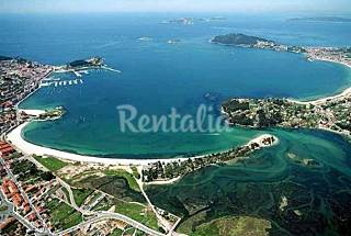 House for rent 5 km from the beach Pontevedra