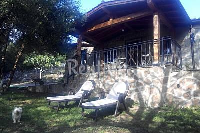 La cabaña de pipa, es especial,desde 75e/noche Asturias