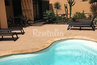 Villa para 4/6  personas  a 3 km de la playa Fuerteventura