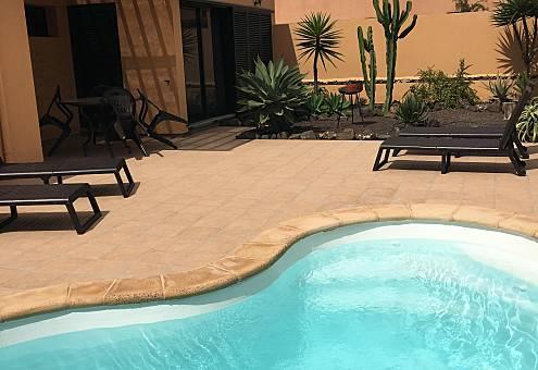 Villa voor 4-6 personen op 3 kilometer van het strand Fuerteventura