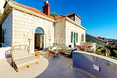 Villa de 5 habitaciones a 500 m de la playa Dubrovnik-Neretva