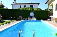 Casa de férias com piscina e sala de jogos Viana do Castelo