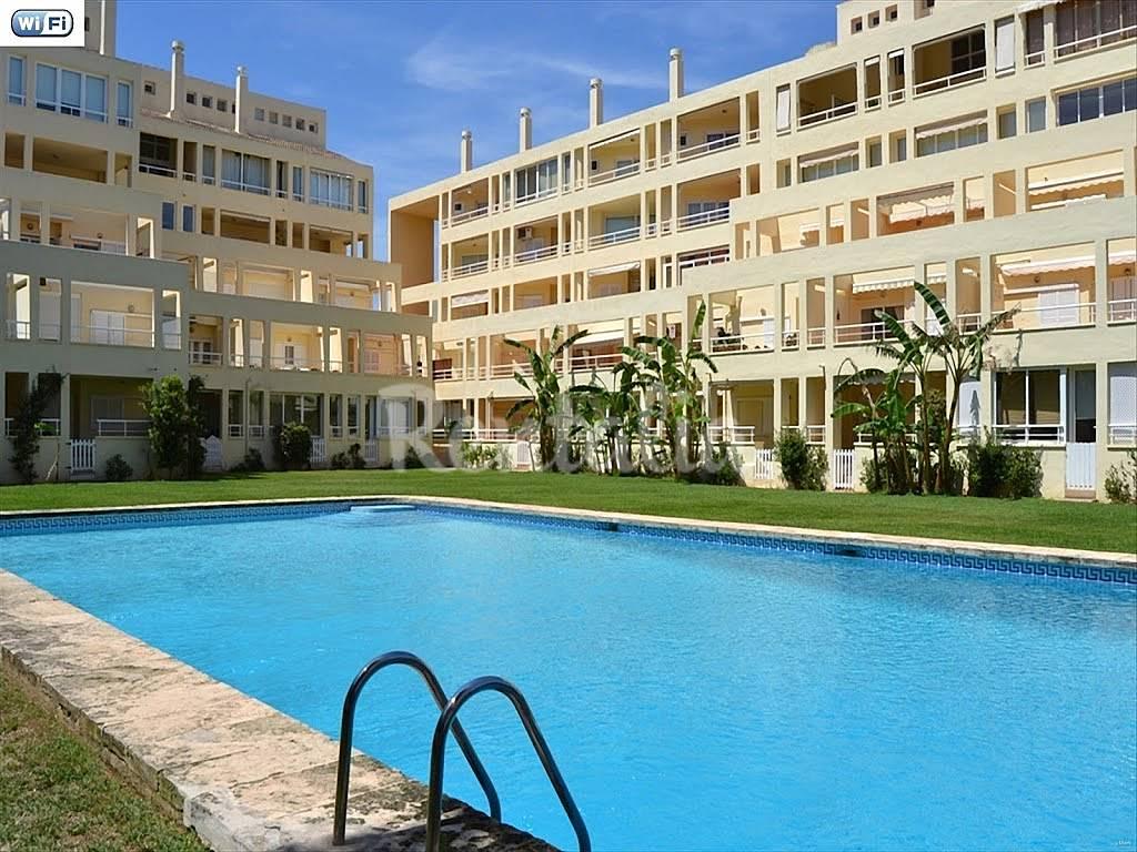 Apartamento en alquiler en pueblo blanco javea xabia alicante costa blanca - Apartamentos alicante alquiler ...
