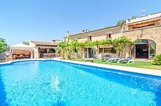 Wohnung für 11 Personen in Cas Concos Des Cavaller Mallorca