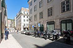 Apartment for rent in Graça Lisbon