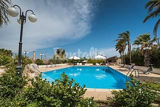 Cammaratini, luxury villa with pool Ragusa