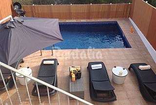 House for 6 people only 500 meters from the beach Ibiza