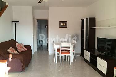 House Living-room Murcia Águilas House