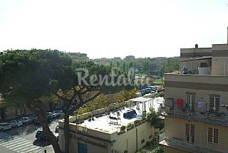 Apartment for rent only 400 meters from the beach Rome