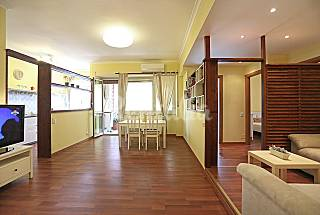 Apartment with 2 bedrooms 1.6 km from the beach Rome