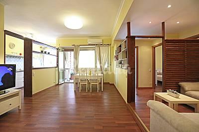 Appartamento con 2 stanze a 1.6 km dalla spiaggia Roma