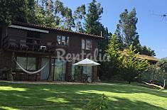 Casa Rural com 3 quartos a 5 km da praia Viana do Castelo