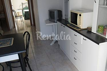 Apartment Kitchen Lecce Ugento Apartment