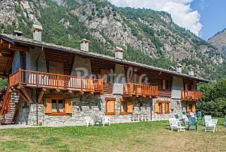 Apartment with 1 bedroom and 1 bathroom Aosta
