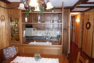 Apartamento para 6-8 personas Bardonecchia Turín