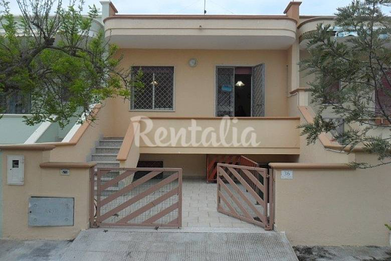 Apartment for 4-5 people only 200 meters from the beach Lecce