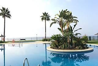 Appartement en front de mer à louer Malaga