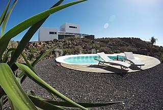 Villa para 4-10 personas a 6 km de la playa Fuerteventura