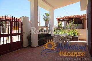 Villa for 4 people only 500 meters from the beach Syracuse