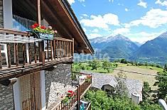 Apartment for 5 people in Petit Sarriod Aosta