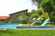 House for 8 people in Caldelas Braga