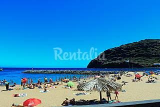 playa 2 min. balcóns. ac. casa do pico Ilha da Madeira