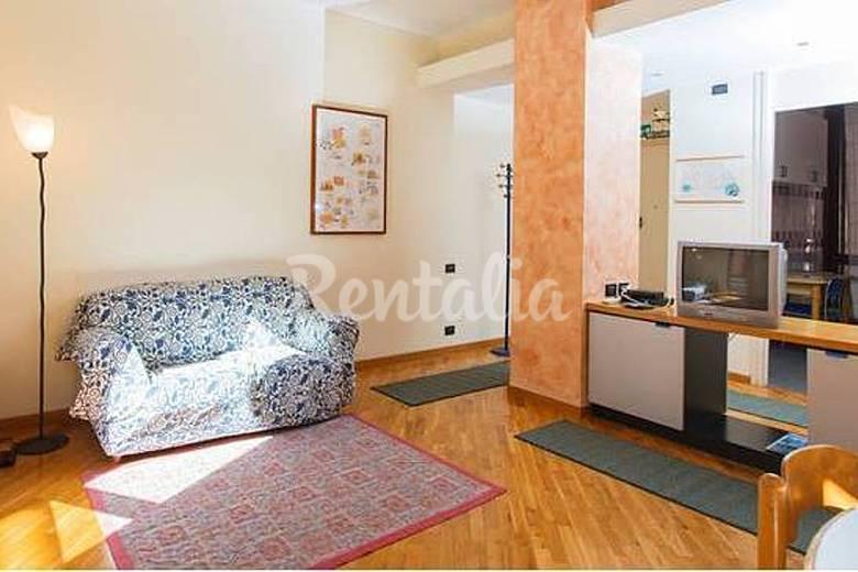 Apartment Living-room Rome Rome Apartment