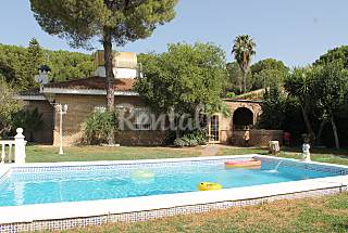 Villa for rent in Andalusia Seville