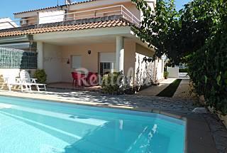 Maison en location à 200 m de la plage Tarragone