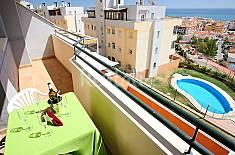 Apartamento para 5 personas en Rincon de La Victoria Málaga