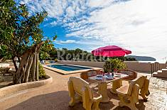Villa Fina in Moraira,Alicante,for 8 people Alicante