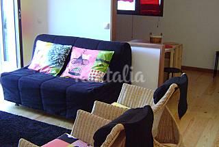 Apartamento para 2- 5 personas a 4 km de la playa Aveiro
