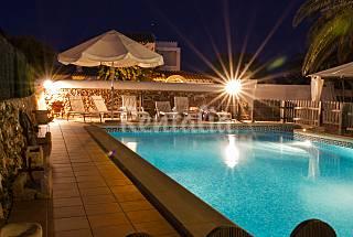 Villa a 20m del mar. Calan Bosch Menorca