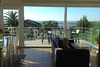 Exceptional beachfront chalet Cantabria