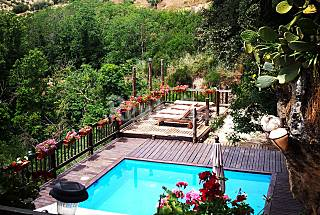 House with 3 bedrooms with swimming pool Granada