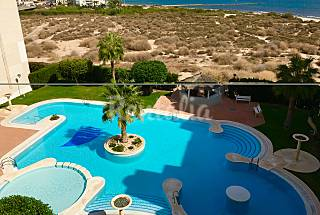 Apartment for rent only 50 meters from the beach Alicante