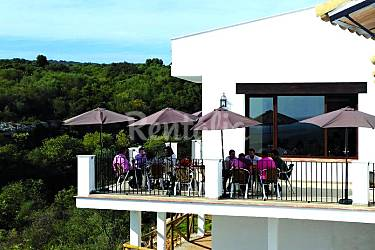 Villa Terraza Córdoba Hornachuelos Villa en entorno rural