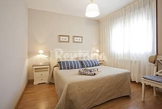 3 Wohnungs, 100 Meter bis zum Strand Asturien