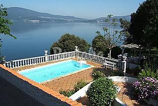 Casa com 5 quartos em frente à praia Pontevedra