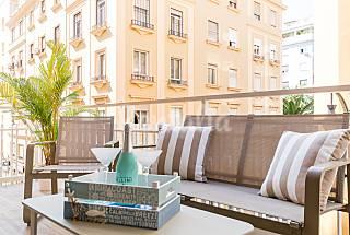Apartamento en el trendy Soho de Malaga Málaga