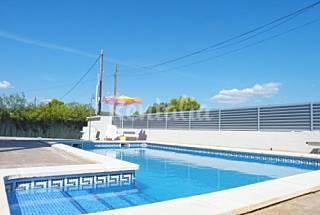 Villa para 8 personas a 1500 m de la playa Tarragona